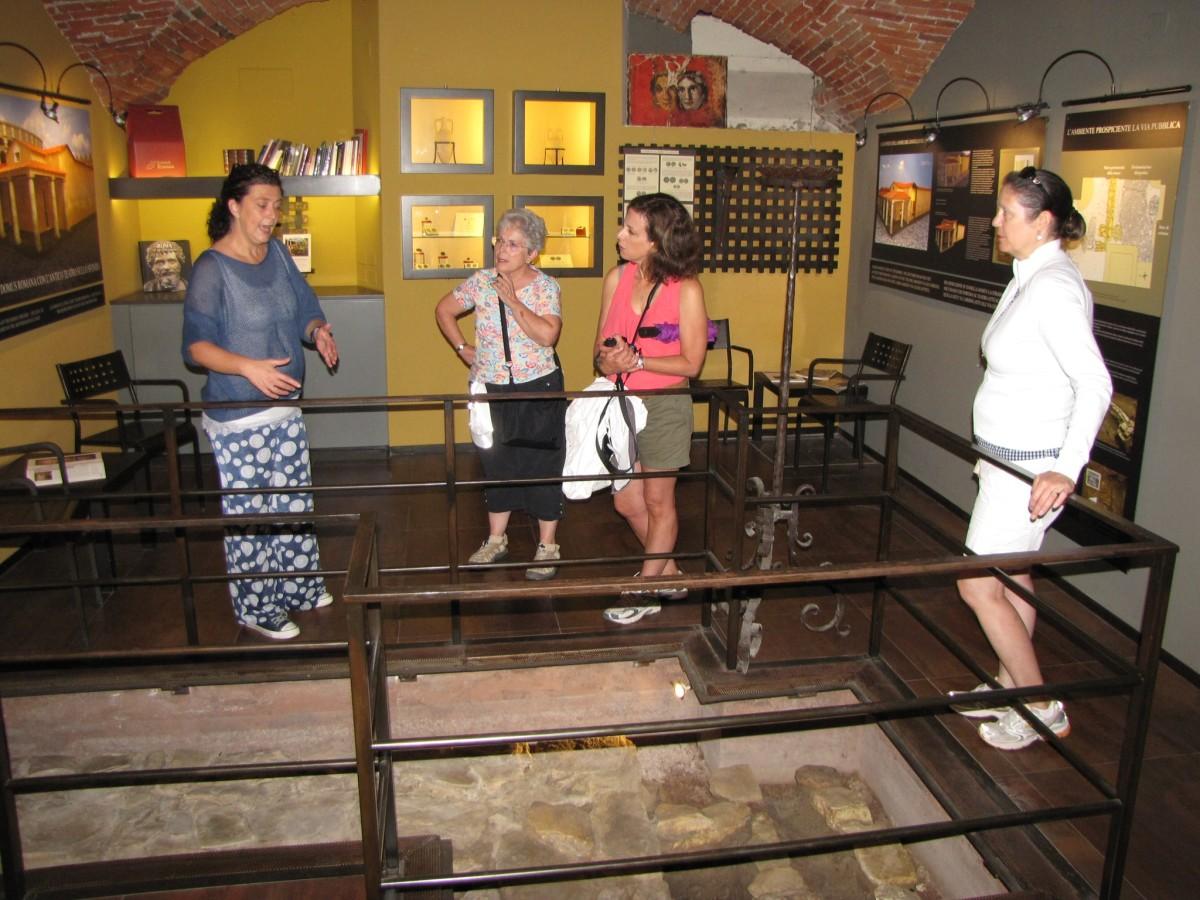 Domus Romana Lucca Museum