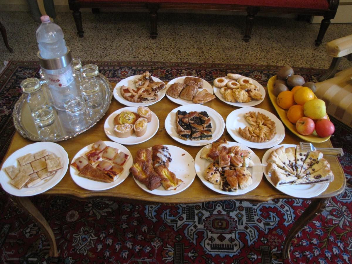 Relais San Lorenzo - Breakfast Sampling