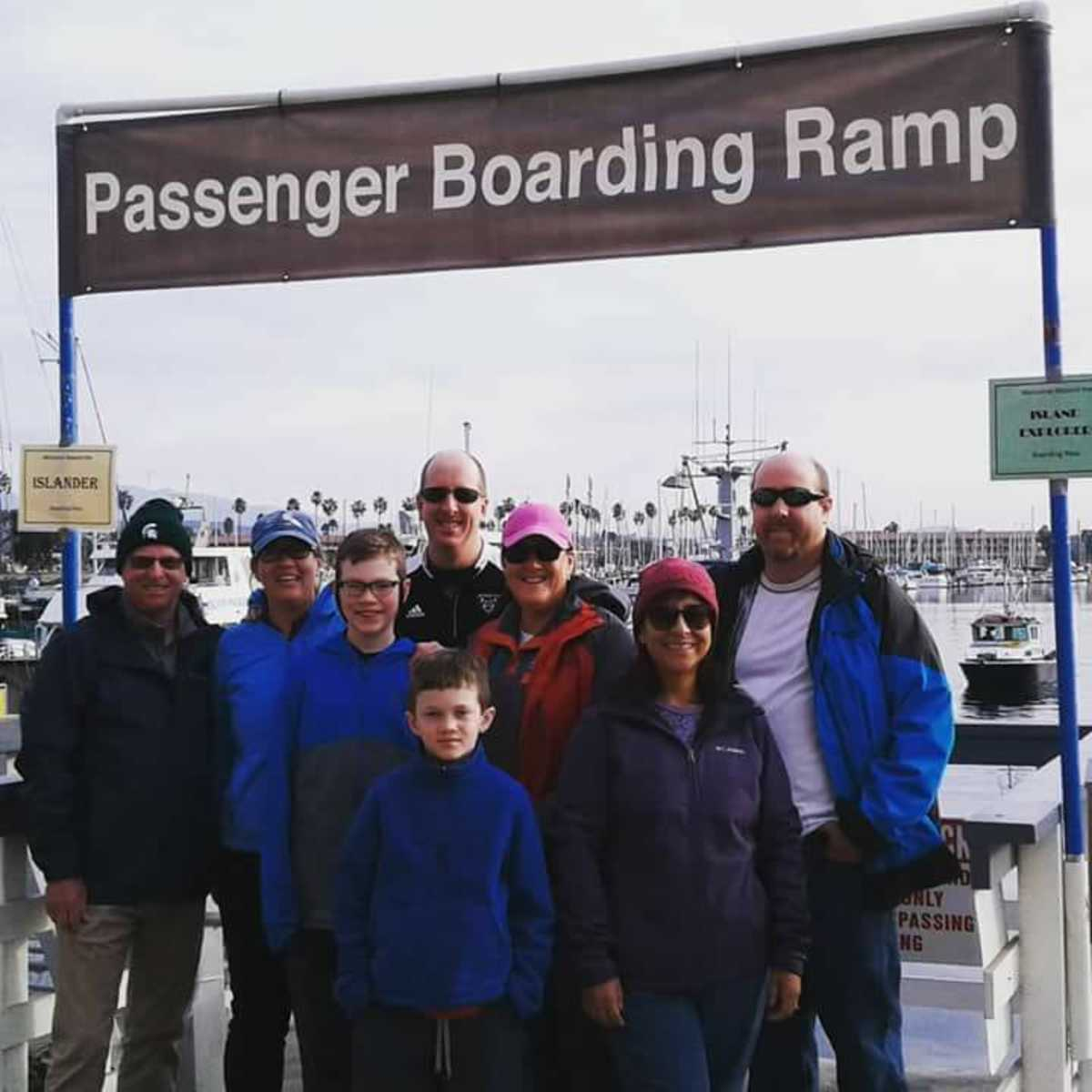 While private boat or airplane are options for transportation to the Channel Islands, the easiest method is via the Island Packers catamarans.
