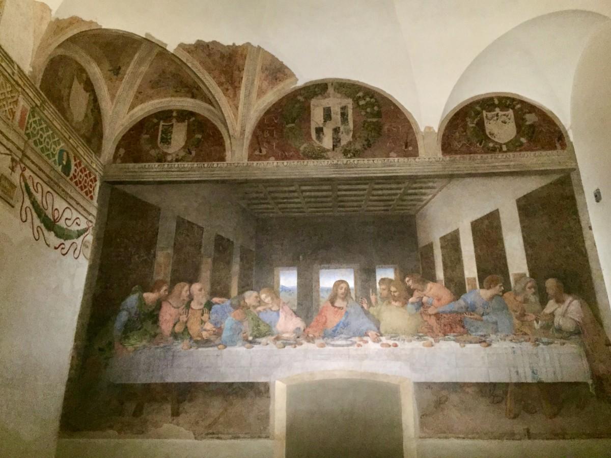 The Last Supper by Da Vinci