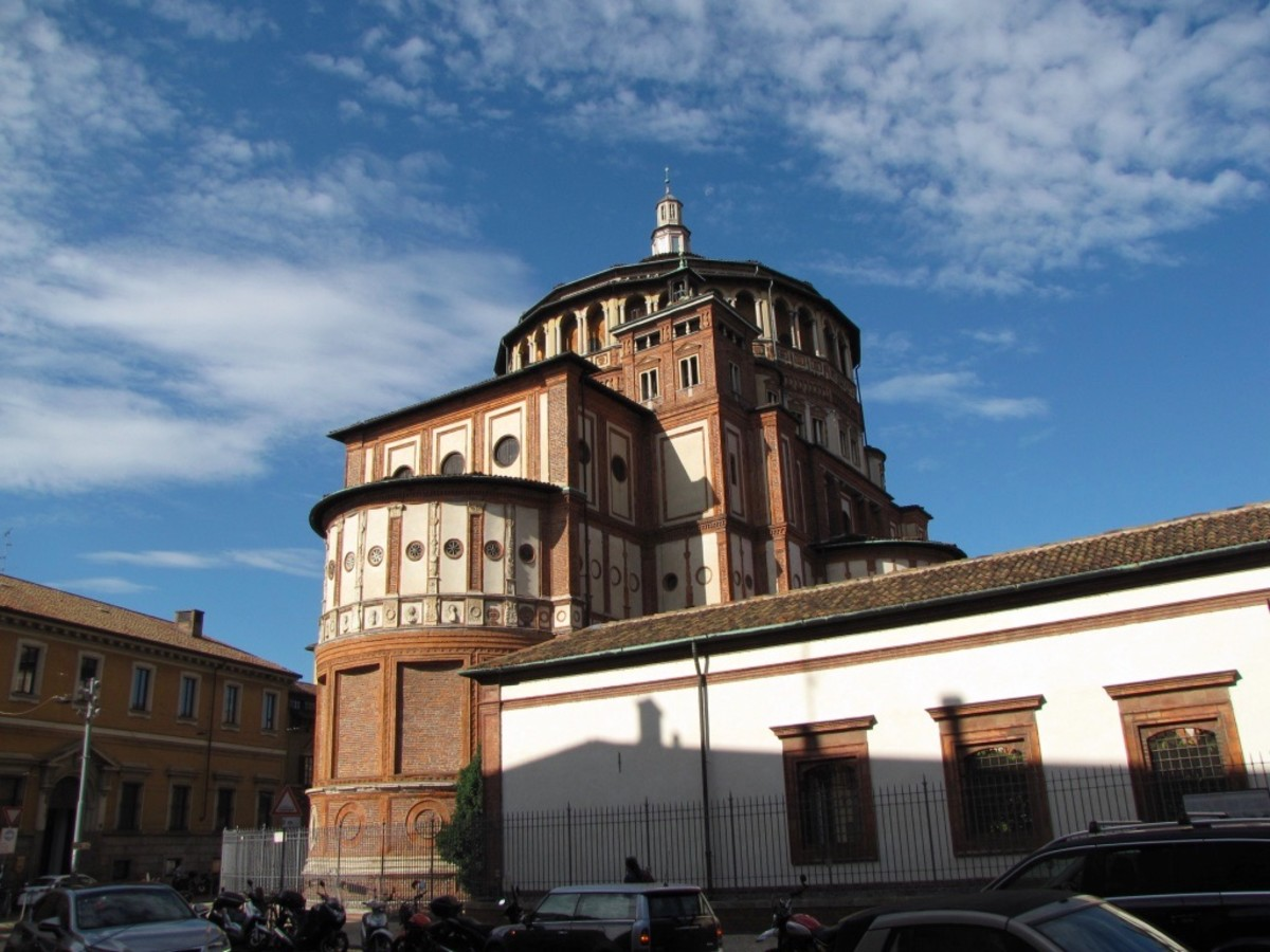 Convent of Santa Maria delle Grazie.