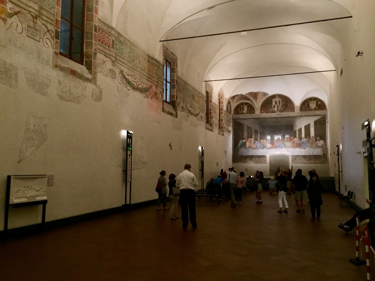 Refectory of the Convent of Santa Maria delle Grazie