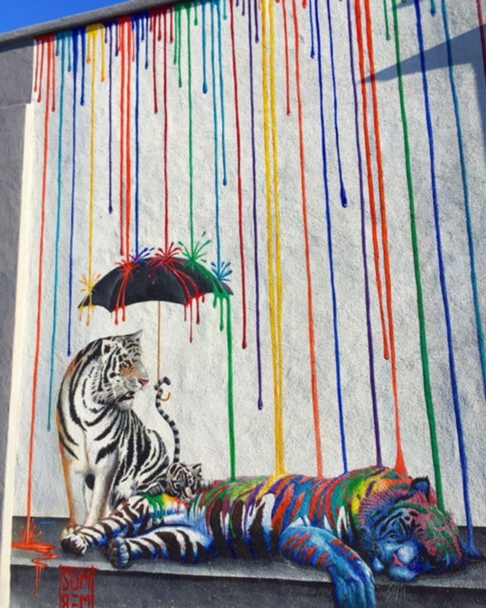 Street Art by Michael Summers