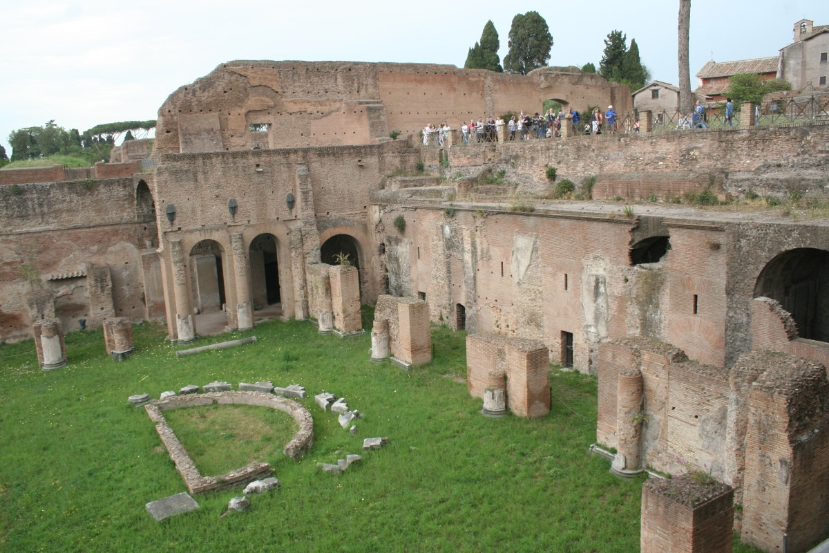 The Stadium of Domitian