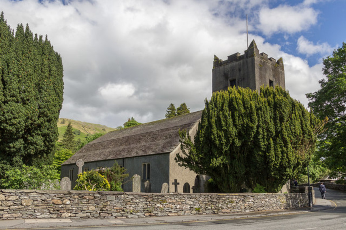 St. Oswald's Church, Grasmere