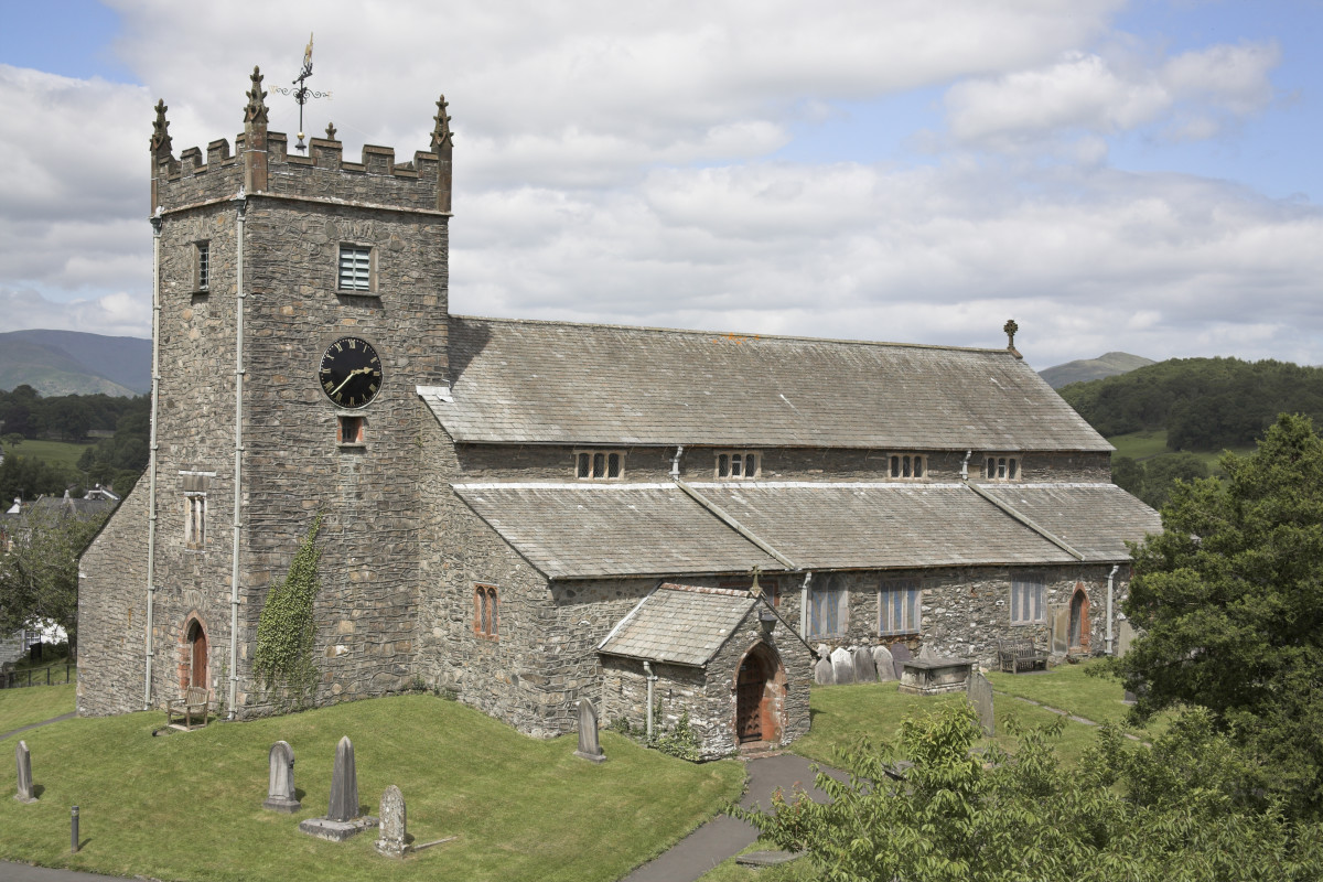 St. Michael's Church, Hawkshead