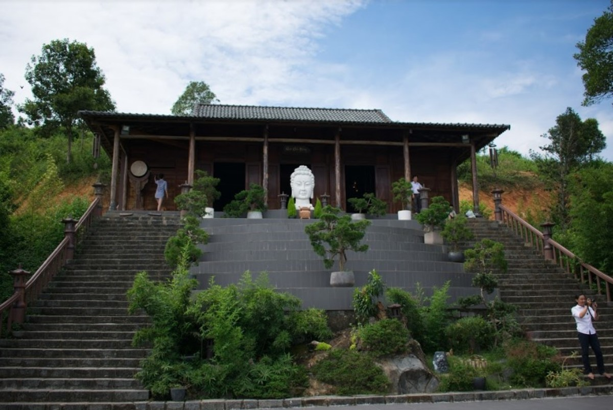 The Meditation Hall