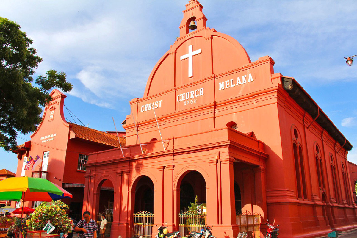 Where to go after visiting Singapore? Malacca, just three hours' drive from Singapore, is a great choice.