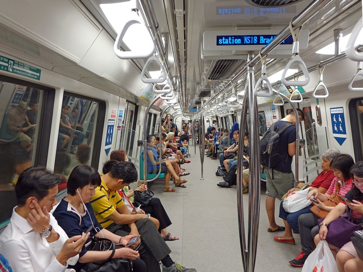 Despite recent breakdowns, the MRT is still the best public transportation system in Singapore.
