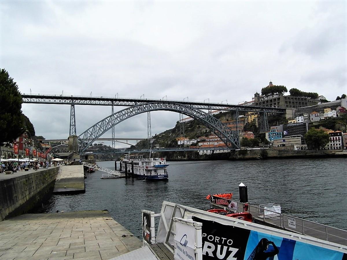 Ponte de Dom Luis I.