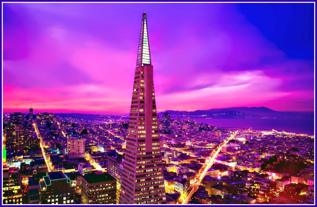 San Francisco is one of the most beautiful cities in the United States.