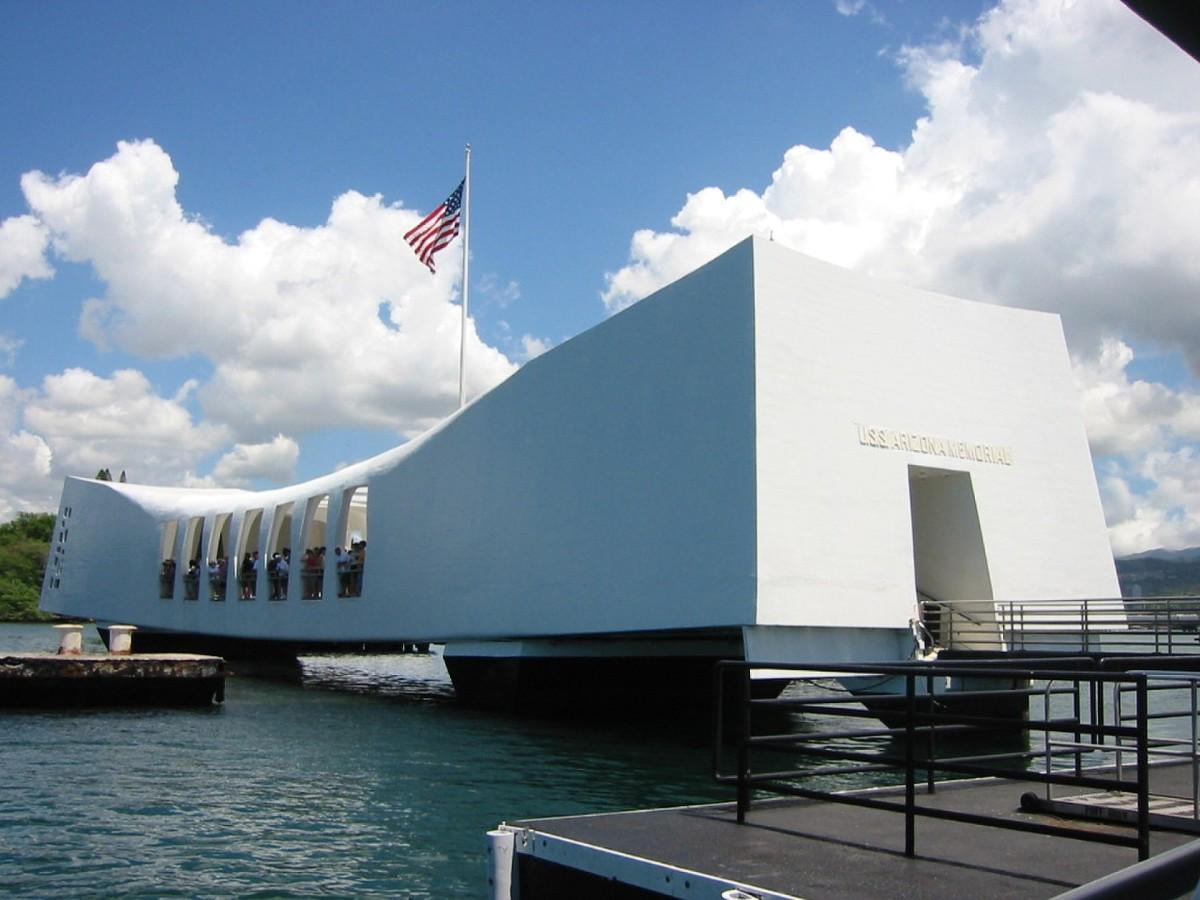 USS Arizona National Memorial, Pearl Harbor