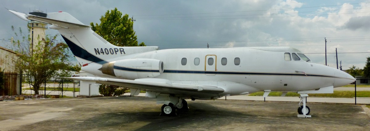 Hawker Siddeley HS-125 business jet