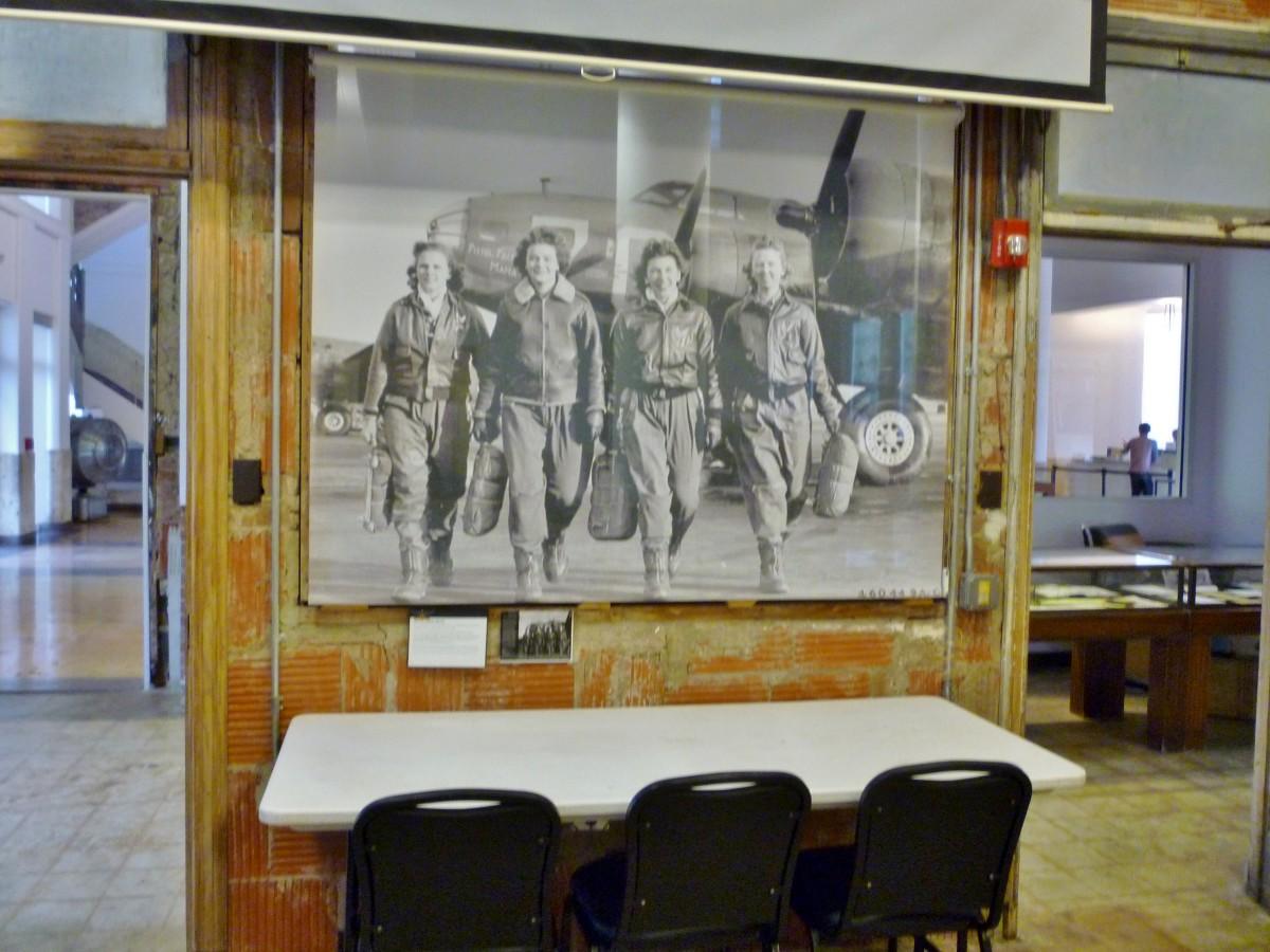 1940 Air Terminal Museum Photo