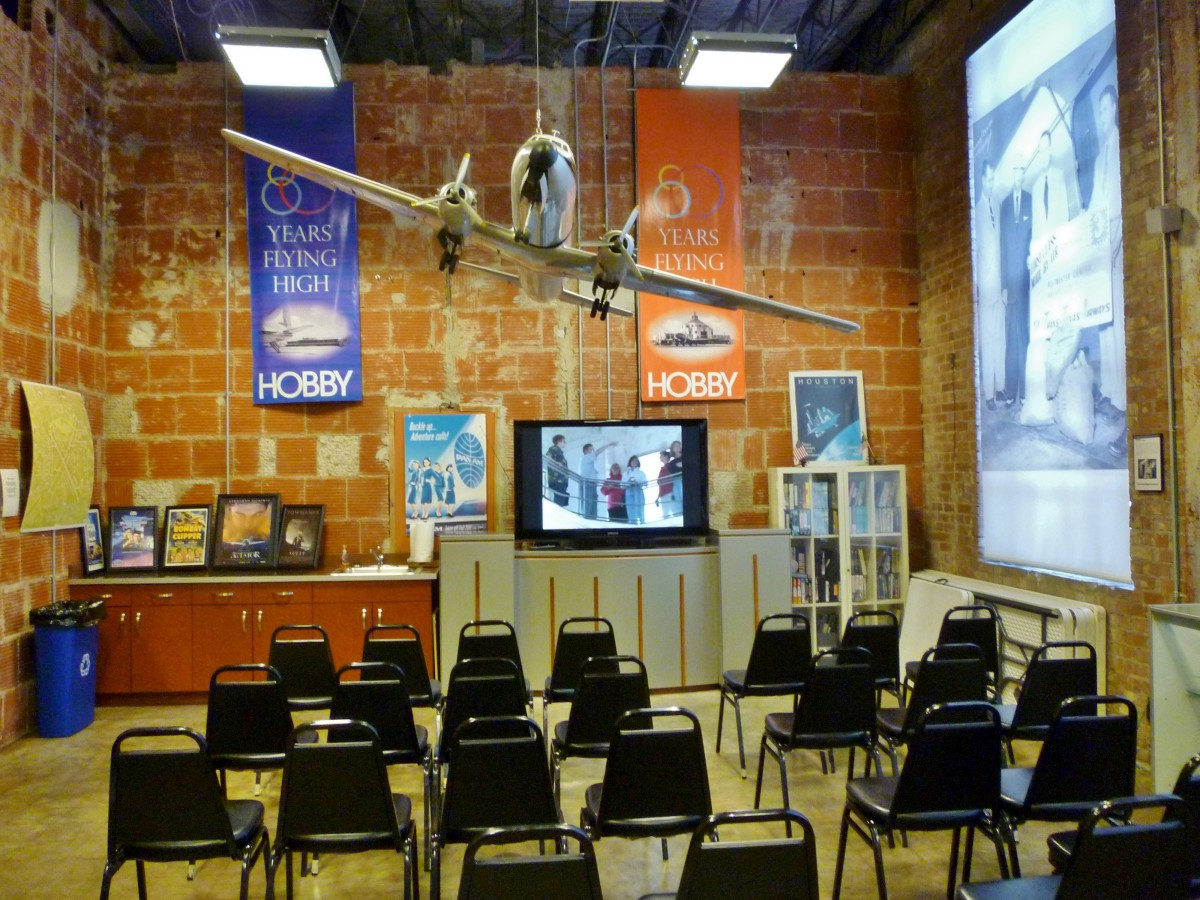 1940 Air Terminal Museum Theater
