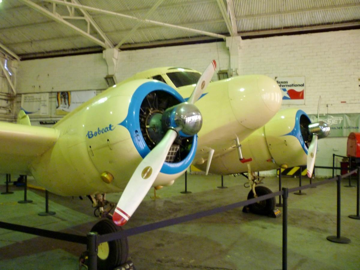1940 Air Terminal Museum Hangar