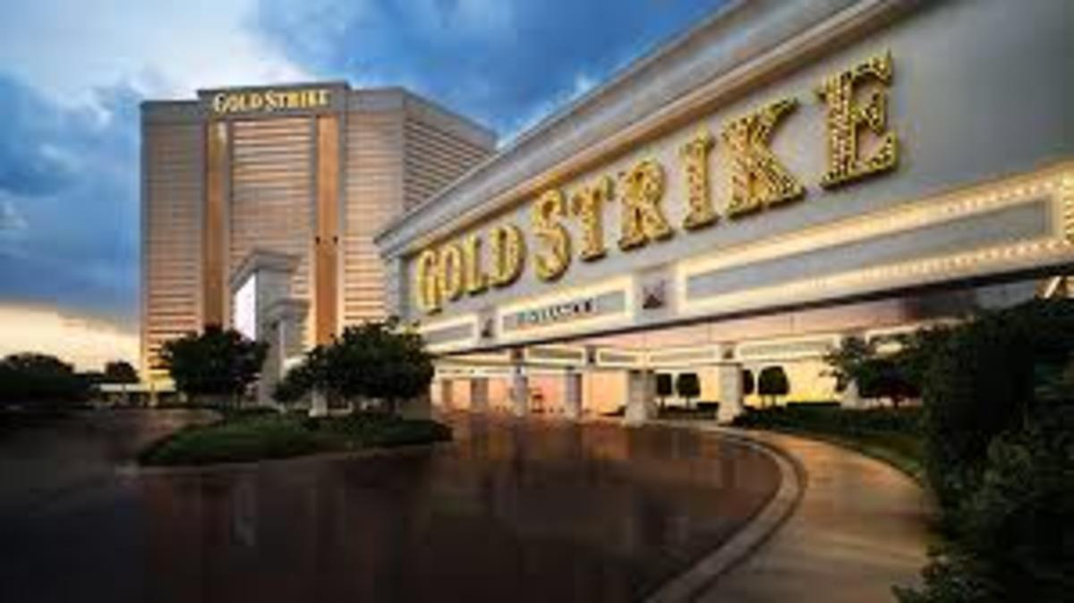 Gold Strike Hotel Casino, Tunica, MS
