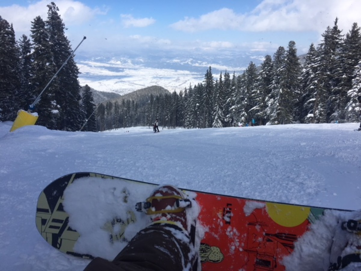 The Bansko Slopes