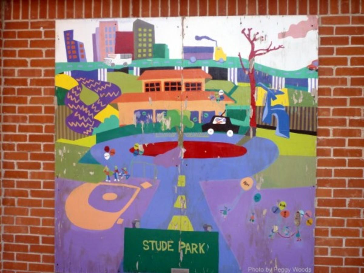 Stude Park Mural