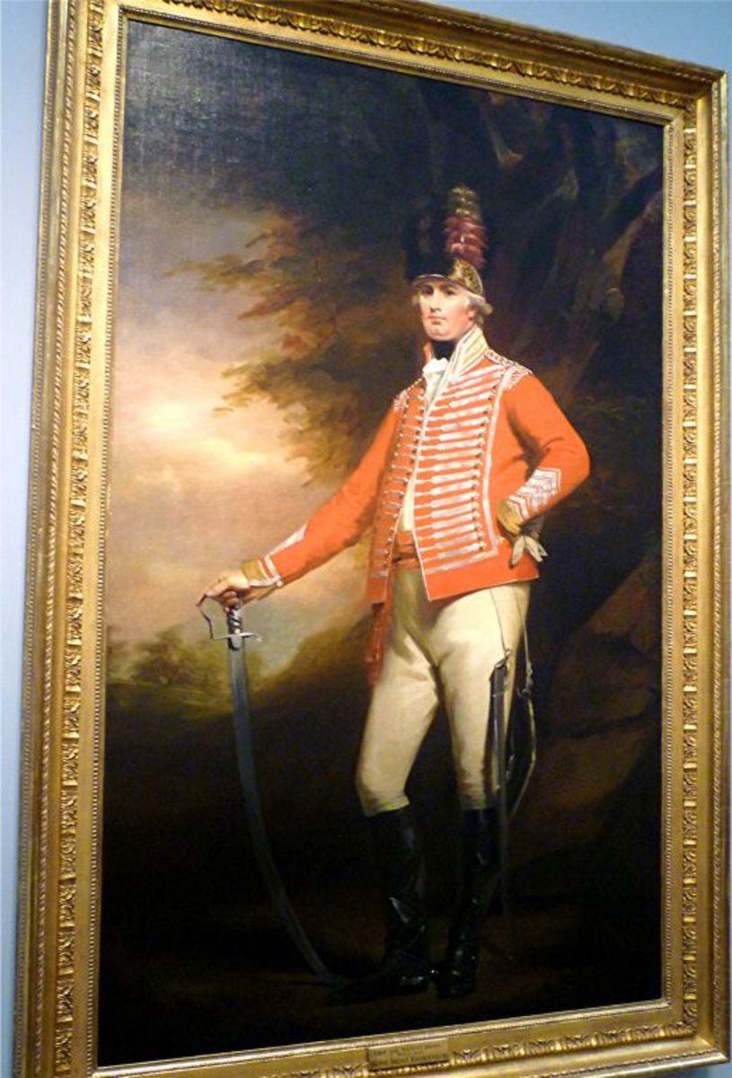 Portrait of Lieutenant Colonel William Shirriff H.E.I.C.S. by Henry Raeburn