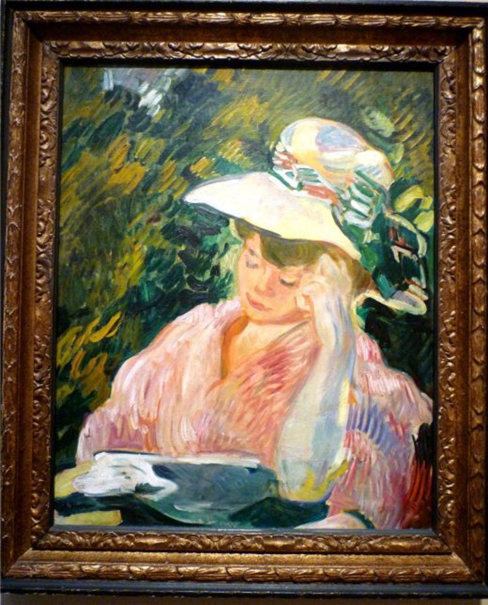 Madame Valtat by Louis Valtat