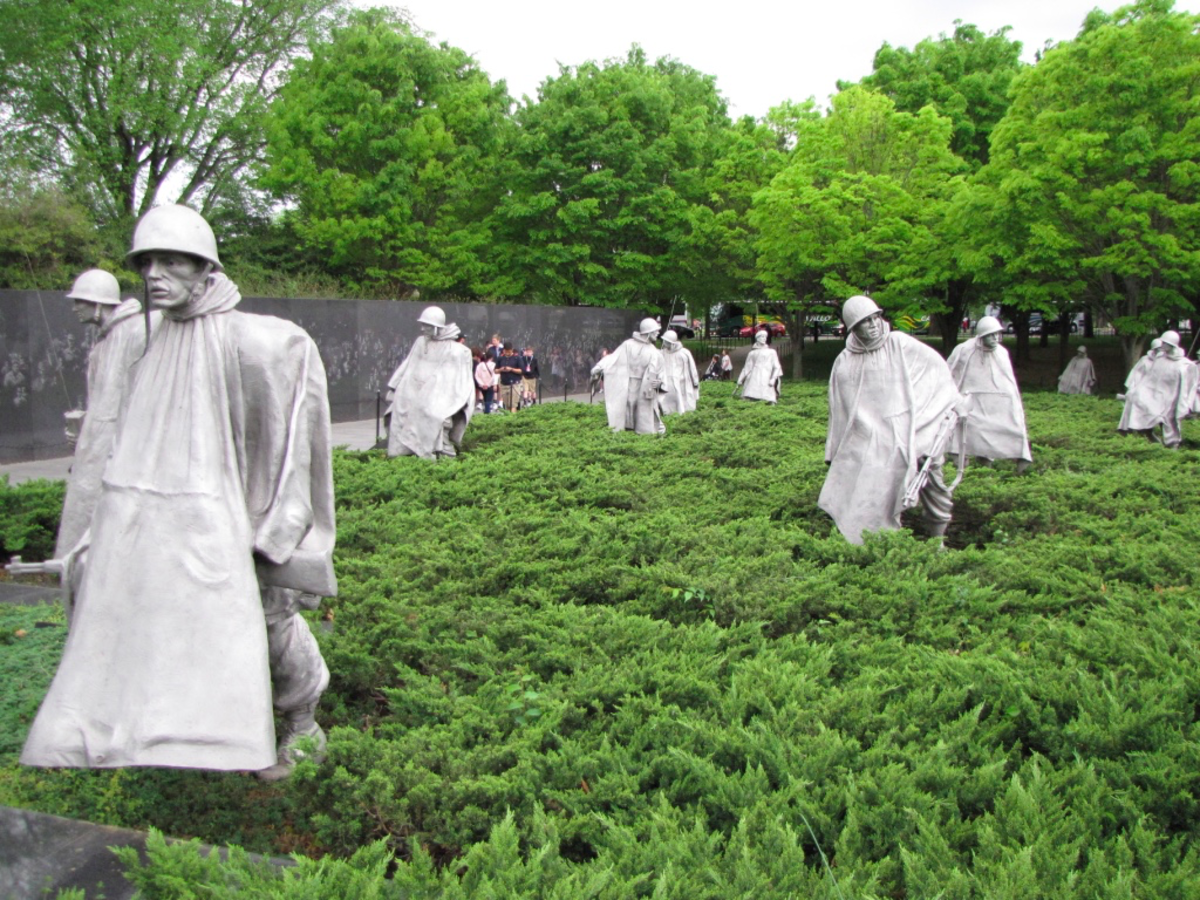Korean Veterans War Memorial