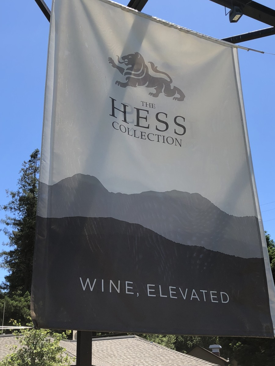 The Hess Collection Visitors Center and Art Museum at Mt. Veeder