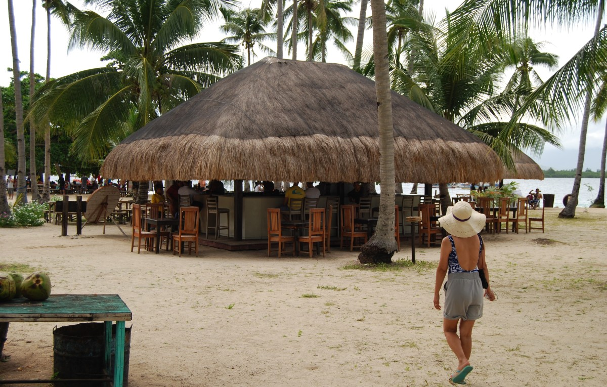 The Cowrie Island Bar Serves a Delicious Mai Tai, but if You Ask for a Martini or Manhattan They Will Look at You Funny
