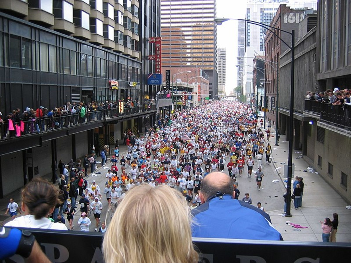 For runners and spectators alike, the Chicago Marathon is one of the most exciting events held in the city