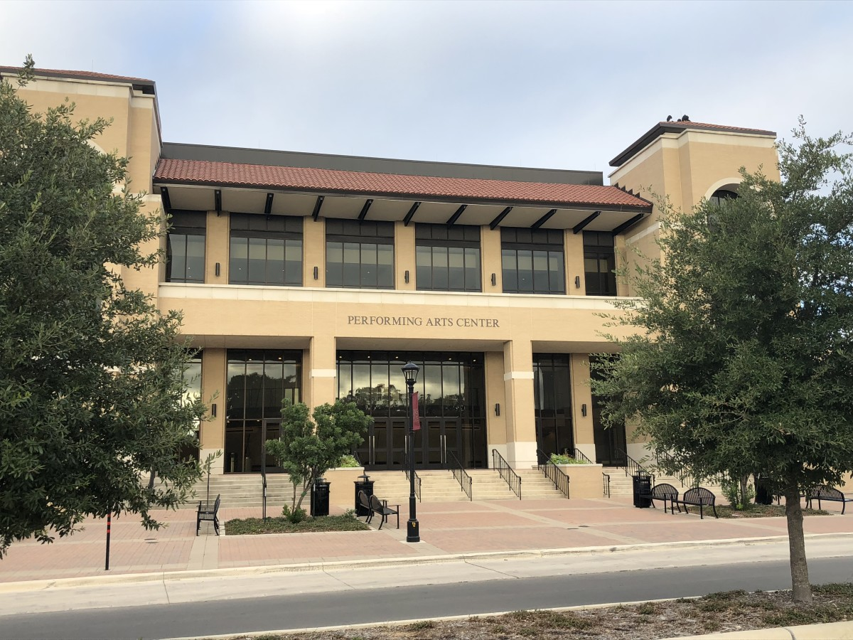 The Performing Arts Center at Texas State University, San Marcos, Texas