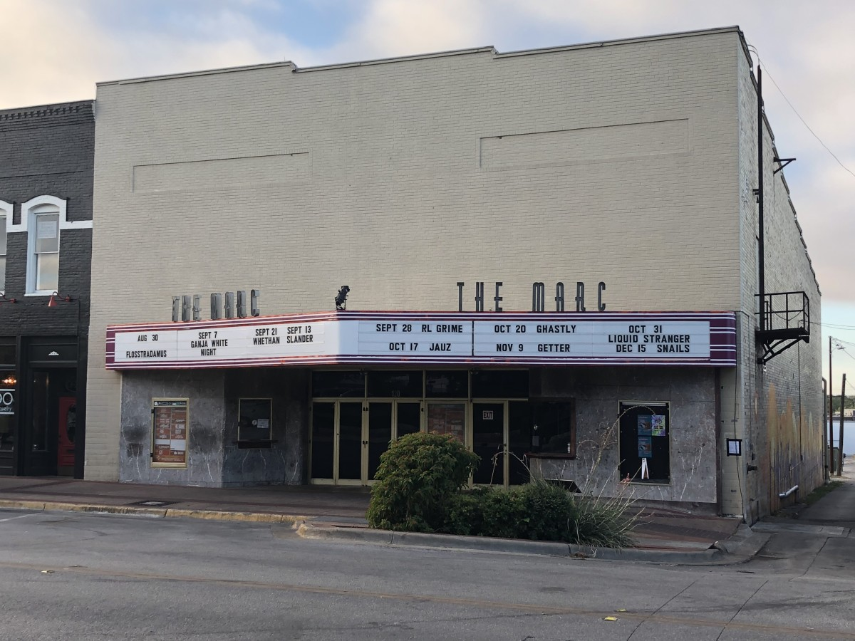 The Marc, San Marcos, Texas (formerly The Texas Music Theater)