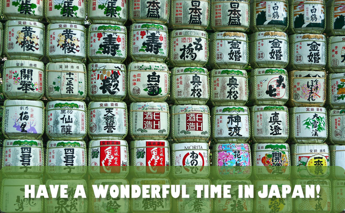 255 Useful Japanese Travel Phrases and Words (With Kanji