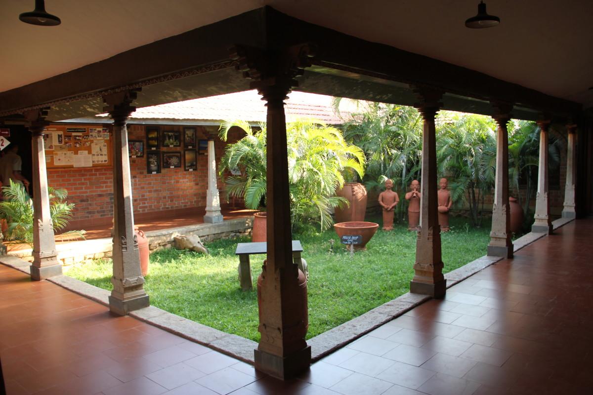 Dakshinachitra Model House