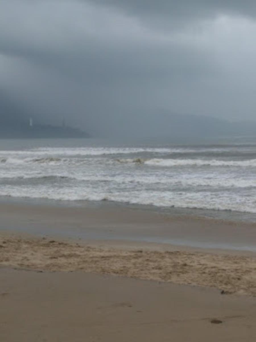 My beach day in Da Nang
