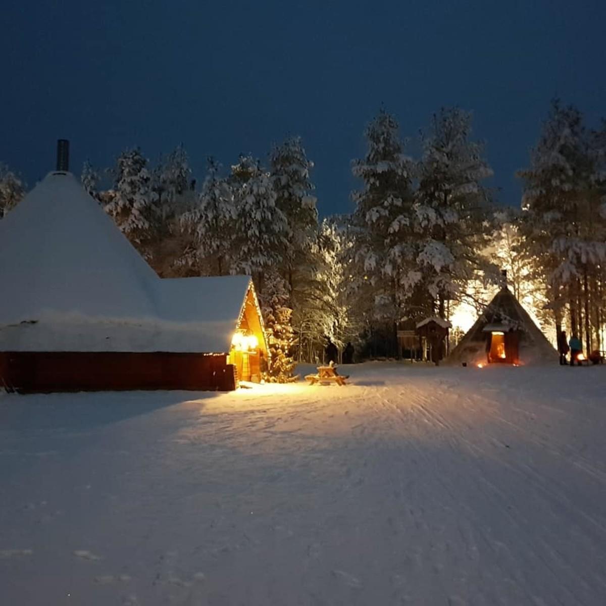 Jaakkola in the land of the Midnight Sun.