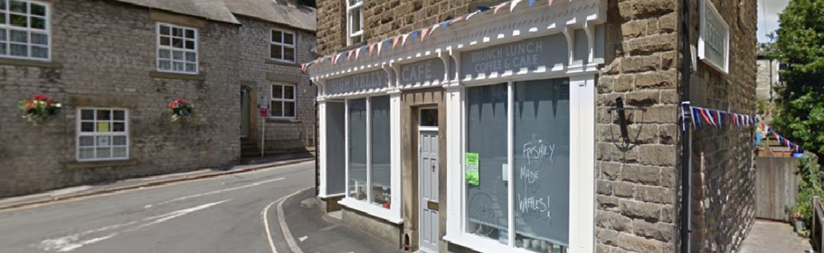 High Nelly's in Tideswell was voted best cafe in the Peak District by TripAdvisor users.
