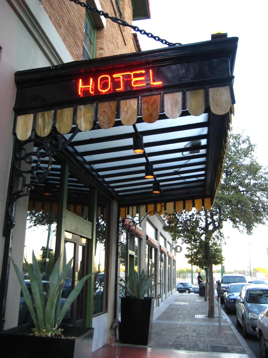Hotel Congress, 311 E. Congress Street