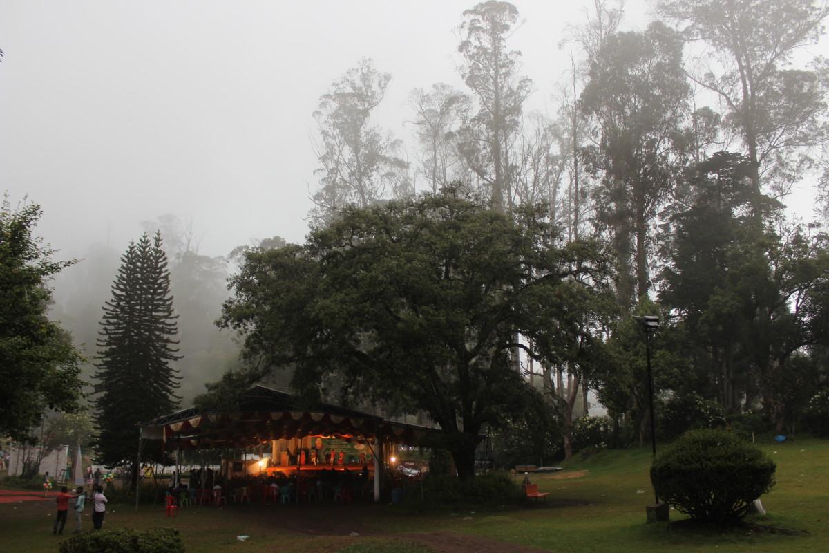 Bryant park, Kodaikanal