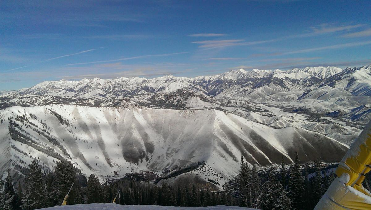 Sun Valley View - Sun Valley, Idaho