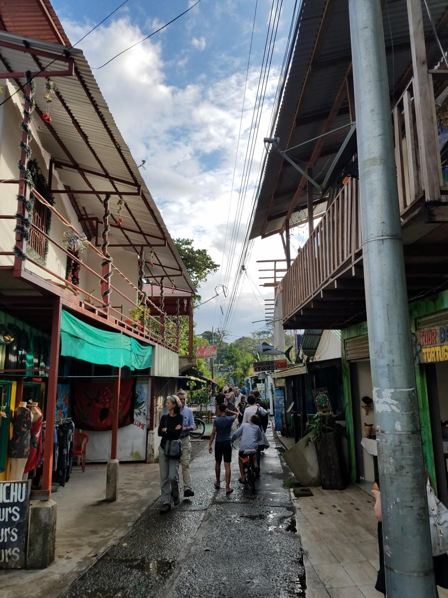 Village Of Tortuguero