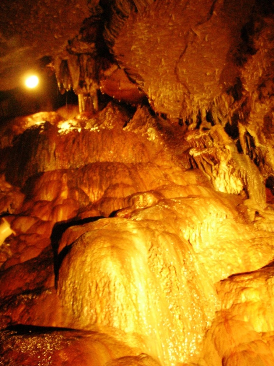 Cave of the Mounds, Wisconsin