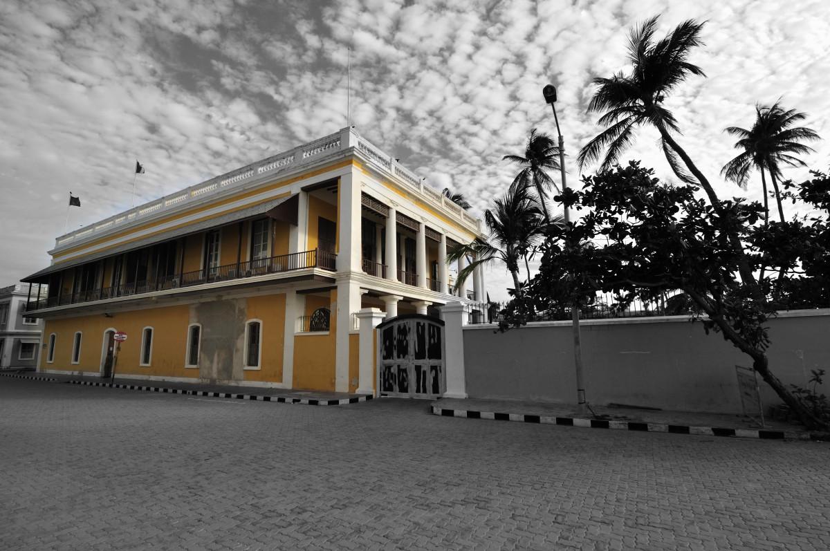 French Consulate, Pondicherry