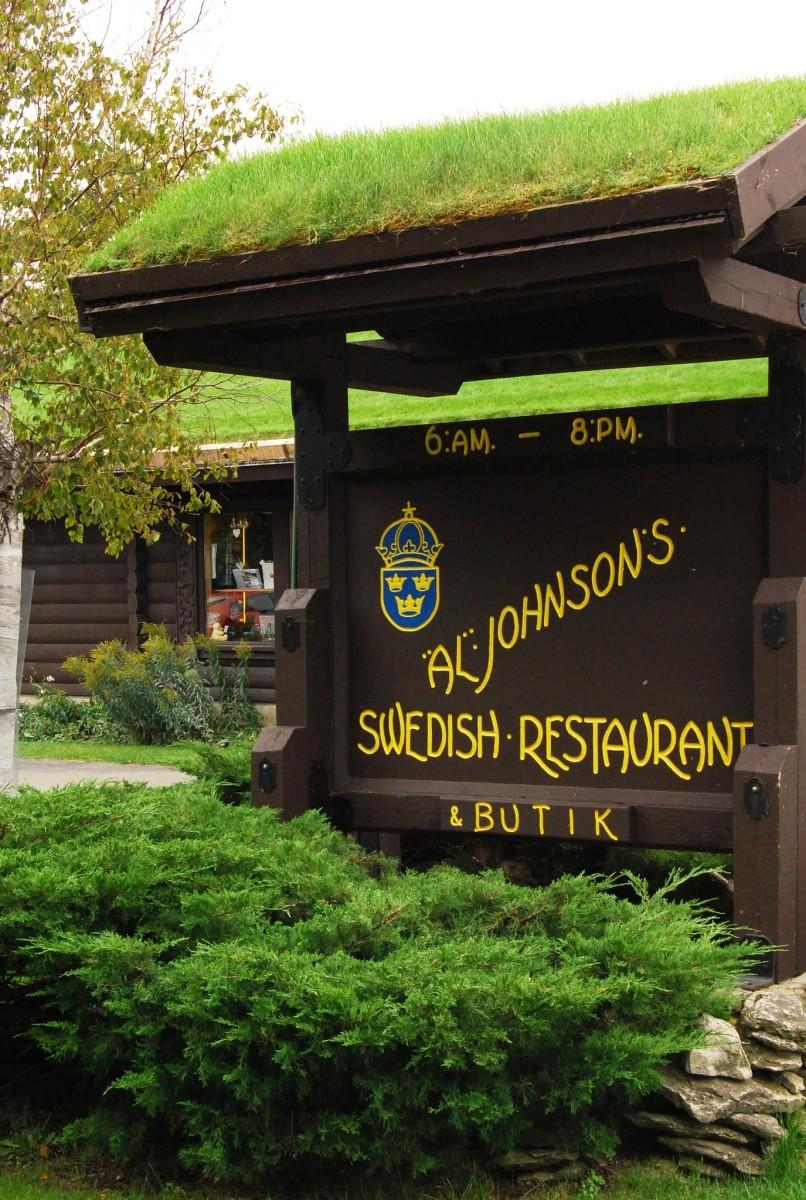 Al Johnson's Swedish Restaurant in Sister Bay, Wisconsin - Door County
