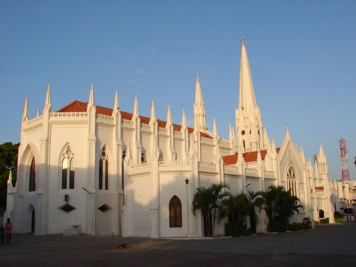 St. Thomas Basilica Cathedral