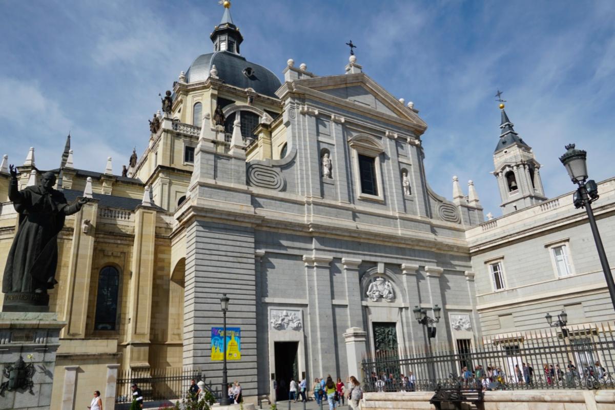 Cathedral de la Amudena