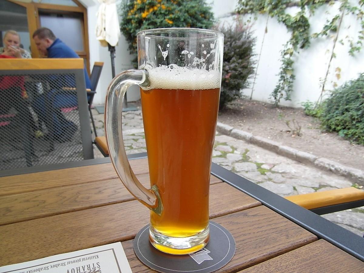 Strahov Monastery brew.