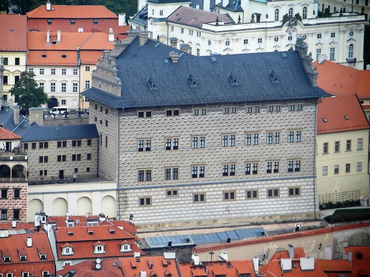 Schwarzenberg Palace.