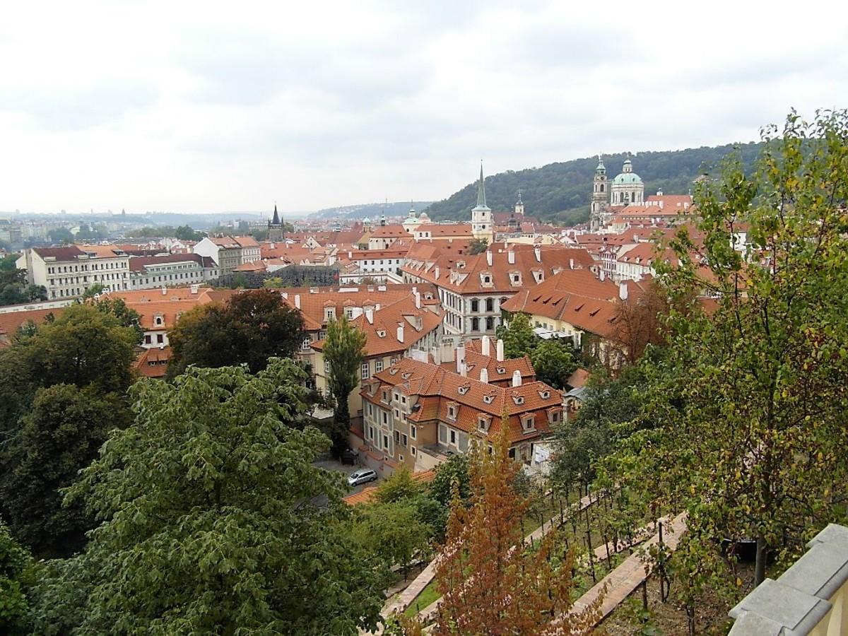 View over Mala Strana.