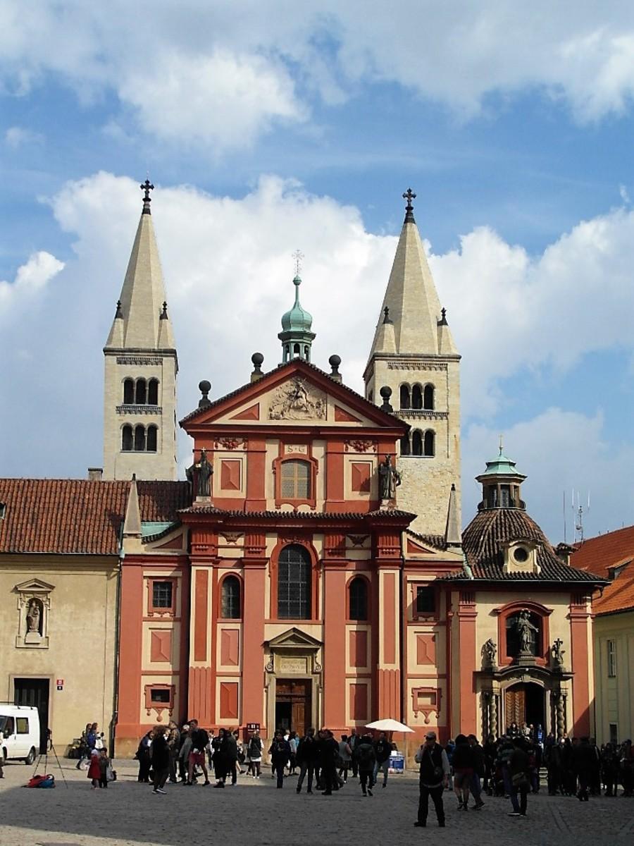 St. George's Basilica.