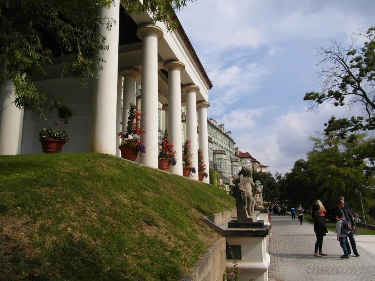 Rosenberg Palace.